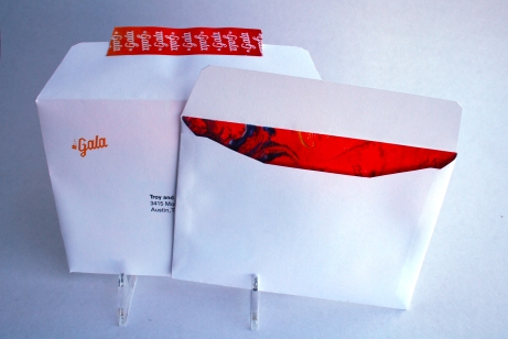 Invitation & RSVP Envelopes