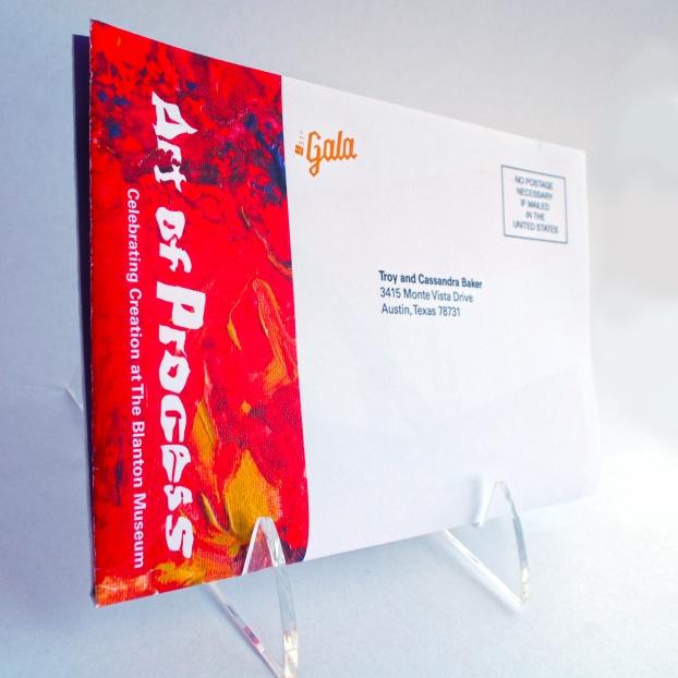 Promotional Mailer Postage Side
